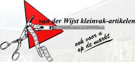 Logo van der Wijst Kleinvak